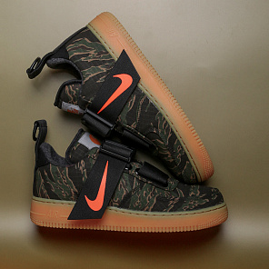 Кроссовки Nike Air Force 1 UT LOW PRM WIP