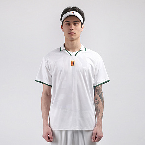 Футболка Nike NikeCourt Breathe Slam Tennis Polo