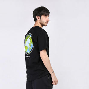 Футболка Stussy T-SHIRT GLOBAL DESIGN