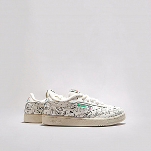 Кроссовки Reebok Club C 85 MU x Tom & Jerry