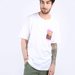 Футболка Stussy Clear Day Tee