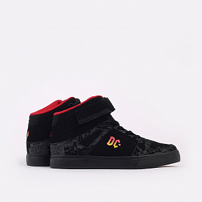 Кроссовки DC SHOES Pure high-Top AC/DC