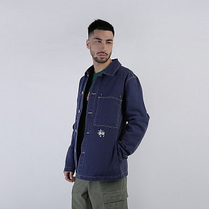 Куртка Stussy Canvas Shop Jacket