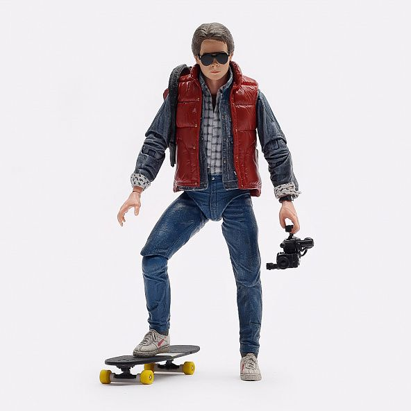 Фигурка Neca Ultimate Marty McFly