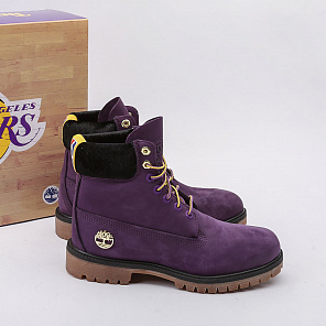 Ботинки Timberland Los Angeles Lakers NBA