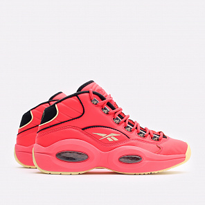 Кроссовки Reebok Question Mid x Hot Ones