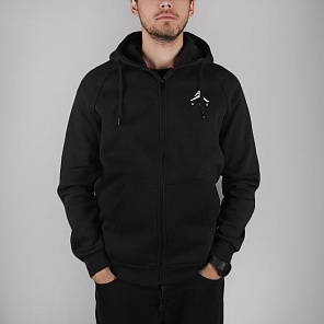 Толстовка Jordan Jumpman Air Men's Fleece Full-Zip Hoodie