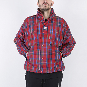 Куртка Nike Plaid Swoosh Stripe Jacket