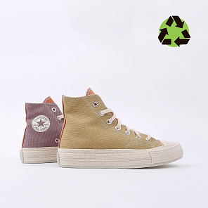 Кеды Converse Chuck 70 HI Renew Cotton