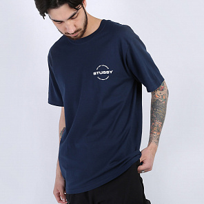 Футболка Stussy City Circle Tee