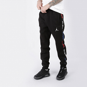 Брюки Jordan Paris Saint-Germain Fleece Pant
