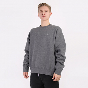 Толстовка Nike NikeLab Washed Crew