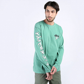 Лонгслив Stussy One Love Pig. Dyed LS Tee
